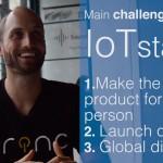 IoT y retos de las Startups de Hardware con Bay McLaughlin de Brinc