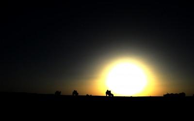 La naturaleza era una mierda: reflexiones mientras abandonamos el desierto de Gobi