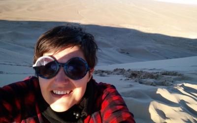 El desierto, sus baños y la gastronomía mongola