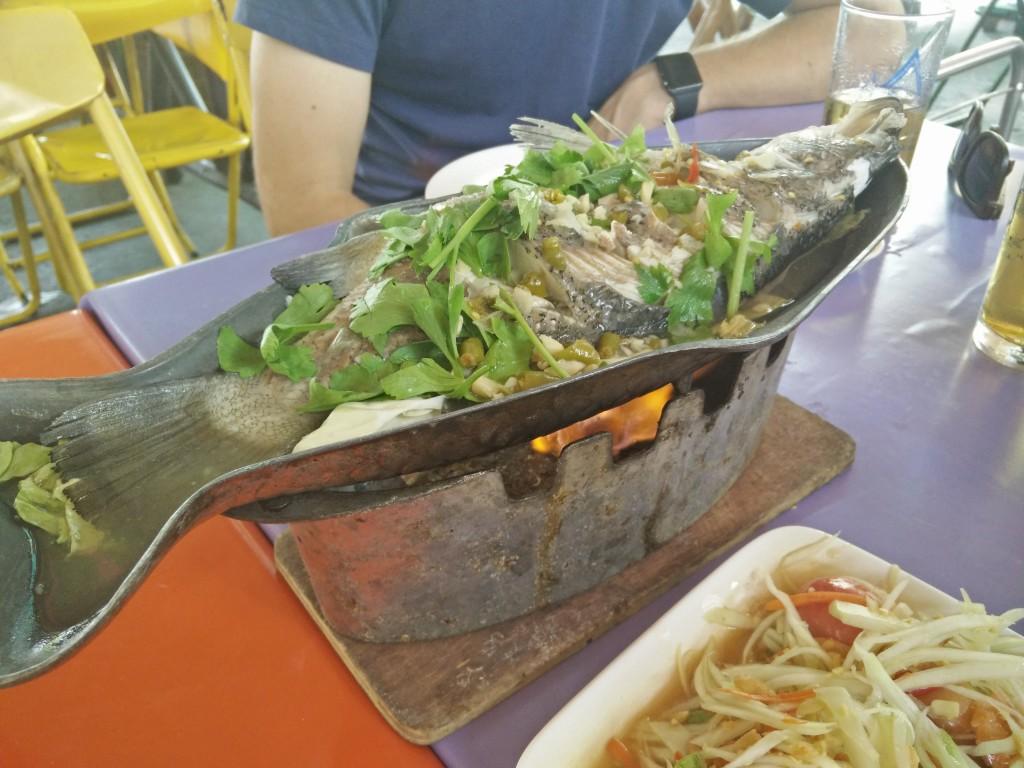 gordipackers pescado en tailandia