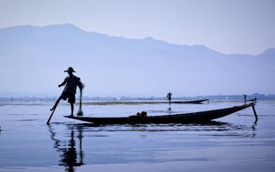 Aventuras y desventuras de Mandalay a Yangon