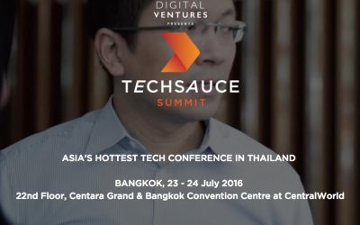 Techsauce Summit: the tech conference you don't want to miss in Bangkok