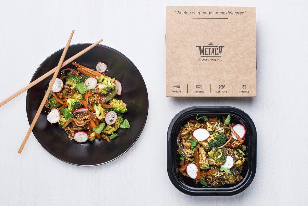 Wetaca la startup espa ola que lleva la alta cocina a tu for Tecnicas de alta cocina