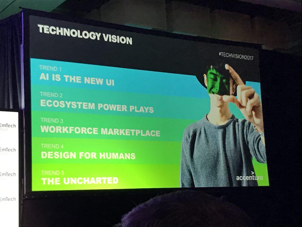 EmTechAsia Accenture