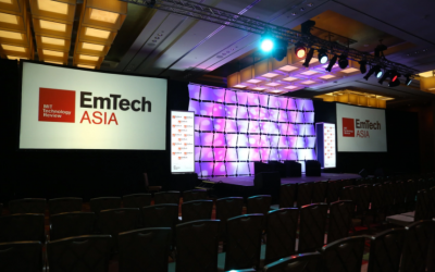EmTech Asia 2017: emerging technologies and innovation from Singapore