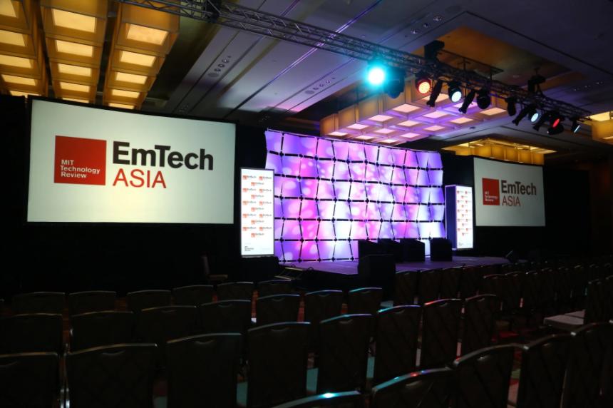 EmTech Asia 2017: tecnologías emergentes e innovación en Singapur