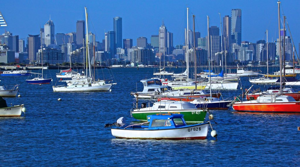 melbourne startup scene australia