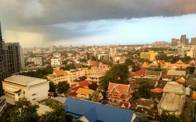 Adiós, Bangkok. Una despedida triste, pero un nuevo comienzo que nos ilusiona